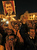 Supporters of Egyptian President Mohamed Mursi hold his posters during clashes with anti-Mursi protesters, near the presidential palace in Cairo, December 5, 2012. Islamists battled with protesters outside the presidential palace on Thursday, after his vice president suggested amendments could be agreed to the draft constitution that has divided the nation. REUTERS/Amr Abdallah Dalsh