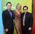 Bill Pullman, Jenna Elfman and Josh Gad attend NBCUniversal's 