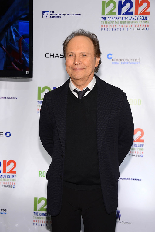 Description of . NEW YORK, NY - DECEMBER 12: Billy Crystal attends