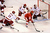 Cornell center John Knisley (12) looked for a shot in the third period. The University of Denver hockey team defeated Cornell 2-1 at Magness Arena Saturday night, January 5, 2013. Karl Gehring/The Denver Post