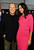 Designer Michael Kors and actress Zoe Saldana pose backstage at the Michael Kors Fall 2013 fashion show during Mercedes-Benz Fashion Week at The Theatre at Lincoln Center on February 13, 2013 in New York City.  (Photo by Dimitrios Kambouris/Getty Images for Michael Kors)