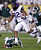 TCU wide receiver Josh Boyce (82) picks up a first down against Michigan State during the first half of the Buffalo Wild Wings Bowl NCAA college football game, Saturday, Dec. 29, 2012, in Tempe, Ariz. (AP Photo/Matt York)