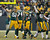 Green Bay Packers outside linebacker Clay Matthews (52) celebrates after recovering a blocked punt during the second half of an NFL wild card playoff football game against the Minnesota Vikings Saturday, Jan. 5, 2013, in Green Bay, Wis. (AP Photo/Mike Roemer)