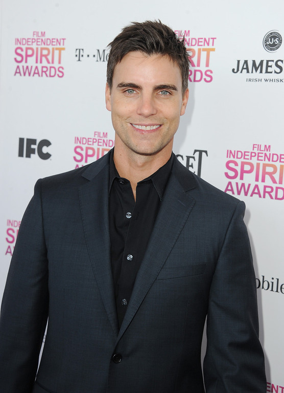 Description of . SANTA MONICA, CA - FEBRUARY 23:  Actor Colin Egglesfield attends the 2013 Film Independent Spirit Awards at Santa Monica Beach on February 23, 2013 in Santa Monica, California.  (Photo by Kevin Winter/Getty Images)