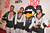 Muscial group Watch The Duck attend BET's Rip The Runway 2013:Red Carpet at Hammerstein Ballroom on February 27, 2013 in New York City.  (Photo by Stephen Lovekin/Getty Images for BET's Rip The Runway)