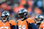 Denver Broncos outside linebacker Von Miller (58) waits for a play in the second quarter. The Denver Broncos vs Baltimore Ravens AFC Divisional playoff game at Sports Authority Field Saturday January 12, 2013. (Photo by AAron  Ontiveroz,/The Denver Post)