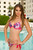 Miss Montenegro 2012 Andrea Radonjic poses for a photo in her swimsuit by the pool, at the Planet Hollywood Resort and Casino in Las Vegas, Nevada December 5, 2012. The Miss Universe 2012 competition will be held on December 19. REUTERS/Darren Decker/Miss Universe Organization L.P/Handout