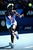 Sloane Stephens of the United States of America plays a forehand in her Semifinal match against Victoria Azarenka of Belarus during day eleven of the 2013 Australian Open at Melbourne Park on January 24, 2013 in Melbourne, Australia.  (Photo by Ryan Pierse/Getty Images)