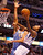 The Denver Nuggets' JaVale McGee fouls the Dallas Mavericks' Chris Douglas-Roberts, right, at the American Airlines Center in Dallas, Texas, on Friday, December 28, 2012. (Richard W. Rodriguez/Fort Worth Star-Telegram/MCT)