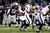 Danieal Manning #38 of the Houston Texans runs with the ball against the New England Patriots during the 2013 AFC Divisional Playoffs game at Gillette Stadium on January 13, 2013 in Foxboro, Massachusetts.  (Photo by Jim Rogash/Getty Images)