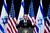 U.S. President Barack Obama speaks to Israeli students at the International Convention Center on March 21, 2013 in Jerusalem, Israel.  (Photo by Uriel Sinai/Getty Images)