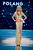 Miss Poland 2012 Marcelina Zawadzka competes in an evening gown of her choice during the Evening Gown Competition of the 2012 Miss Universe Presentation Show in Las Vegas, Nevada, December 13, 2012. The Miss Universe 2012 pageant will be held on December 19 at the Planet Hollywood Resort and Casino in Las Vegas. REUTERS/Darren Decker/Miss Universe Organization L.P/Handout