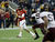 Seth Doege #7 of Texas Tech looks to pass against D.L. White #95 and Aaron Hill #57 of Minnesota during the Meineke Car Care of Texas Bowl at Reliant Stadium on December 28, 2012 in Houston, Texas.  (Photo by Scott Halleran/Getty Images)