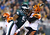 Cullen Jenkins #97 of the Philadelphia Eagles pressures  Andy Dalton #14 of the Cincinnati Bengals during their game at Lincoln Financial Field on December 13, 2012 in Philadelphia, Pennsylvania.  (Photo by Al Bello/Getty Images)
