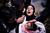 The mother of 10-month-old Palestinian girl, Hanen Tafesh, killed the day before in an Israeli air strike, is comforted by her husband and relatives as she mourns before her funeral in Gaza City, on November 16, 2012. Israeli warplanes carried out multiple new air strikes on the Palestinian territory, including several hits on Gaza City, the third day of an intensive campaign which the military has said is aimed at stamping out rocket fire on southern Israel. (MARCO LONGARI/AFP/Getty Images)