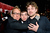 Comedian Andy Dick (L), Lucas Dick and Jacob Dick attend Relativity Media's 