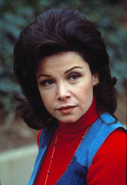 Description of . Actress Annette Funicello is seen in this January 1978 photo. (AP Photo/Brich)
