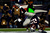 Stevan Ridley #22 of the New England Patriots scores a touchdown in the third quarter against the Houston Texans during the 2013 AFC Divisional Playoffs game at Gillette Stadium on January 13, 2013 in Foxboro, Massachusetts.  (Photo by Jared Wickerham/Getty Images)