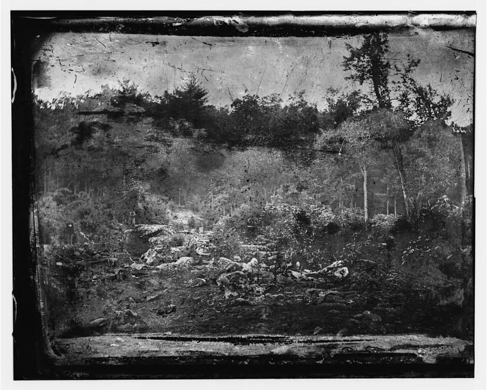 Description of . Gettysburg, Pennsylvania.