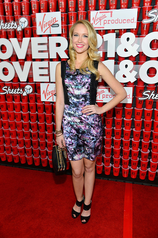 Description of . Actress Anna Camp attends Relativity Media's