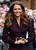 Britain's Catherine, Duchess of Cambridge, arrives for an official visit to the CRI Stockton Recovery Service, in Stockton-On-Tees, north-east England on October 10, 2012. Prince William's wife Catherine is expecting a baby, though she is in the hospital suffering severe morning sickness, St James's Palace announced on December 3, 2012. PAUL ELLIS/AFP/Getty Images