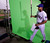 Texas Rangers shortstop Elvis Andrus walks between stations during photo day at baseball spring training  Wednesday, Feb. 20, 2013, in Surprise, Ariz. (AP Photo/Charlie Riedel)