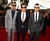 Musician Andrew Dost, ssinger Nate Ruess and guitarist Jack Antonoff of fun. attend the 55th Annual GRAMMY Awards at STAPLES Center on February 10, 2013 in Los Angeles, California.  (Photo by Christopher Polk/Getty Images for NARAS)