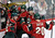 Minnesota Wild's Dany Heatly (15), center, is surrounded by teammates, from left, Pierre-Marc Bouchard (96), Zach Parise (11}, Mikko Koivu (9) and Ryan Suter (20) as they celebrate his second period goal against the Colorado Avalanche during an NHL hockey game in St. Paul, Minn. on Saturday, Jan. 19, 2013. (AP Photo/ St. Paul Pioneer Press, Sherri LaRose-Chiglo)