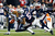 Jerod Mayo #51 of the New England Patriots knocks the ball away from Owen Daniels #81 of the Houston Texans after it was ruled his forward progress was stopped in the third quarter during the 2013 AFC Divisional Playoffs game at Gillette Stadium on January 13, 2013 in Foxboro, Massachusetts.  (Photo by Jared Wickerham/Getty Images)