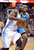 DENVER, CO. - FEBRUARY 01: Ty Lawson of Denver Nuggets #3 drives past Darius Miller of New Orleans Hornets #2 in the 1st half of the game on February 1, 2013 at the Pepsi Center in Denver, Colorado. (Photo By Hyoung Chang/The Denver Post)