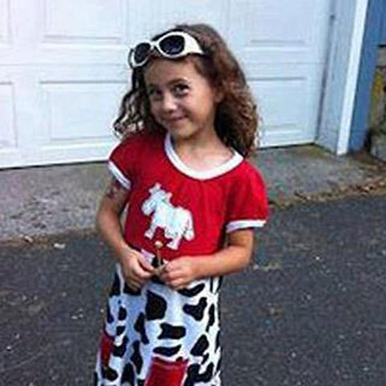 Description of . An undated handout photo featured on a Facebook memorial site shows Avielle Richman. Richman was one of 20 children killed at a Connecticut elementary school on Friday in one of the worst mass shootings in U.S. history were all aged six and seven. REUTERS/Facebook/Handout