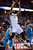 DENVER, CO. - FEBRUARY 01: Denver Nuggets Wilson Chandler #21 jumps for the basket in the 2nd half of the game against New Orleans Hornets on February 1, 2013 at the Pepsi Center in Denver, Colorado. Denver won 113-98. (Photo By Hyoung Chang/The Denver Post)