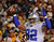 Dallas Cowboys tight end Jason Witten celebrates a touchdown reception from quarterback Tony Romo (not pictured) in the first half of their NFL football game against the Washington Redskins in Landover, Maryland December 30, 2012.     REUTERS/Gary Cameron