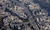 An aerial photo of the burned homes left in the path of the Waldo Canyon fire as it moved through the Mountain Shadows subdivision in Colorado Springs. RJ Sangosti, The Denver Post