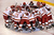 The Denver Pioneers gathered around starting goalie Juho Olkinuora before the game Saturday. The University of Denver hockey team hosted Cornell at Magness Arena Saturday night, January 5, 2013. Karl Gehring/The Denver Post
