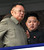 In this Oct. 10, 2010 photo, Kim Jong Un, right, along with his father and North Korea leader Kim Jong Il, left, attends during a massive military parade marking the 65th anniversary of the ruling Workers' Party in Pyongyang, North Korea. North Korea fired a long-range rocket Wednesday, Dec. 12, 2012 in its second launch under its new leader, South Korean officials said, defying warnings from the U.N. and Washington only days before South Korean presidential elections.  (AP Photo/Kyodo News)