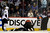 DENVER, CO. - FEBRUARY 4: Referee Chris Rooney lies on the ice after being struck by a puck during the first period of action. Colorado Avalanche versus the Dallas Stars at the Pepsi Center on February 4, 2012. (Photo By AAron Ontiveroz/The Denver Post)