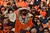 Broncos fans watch as the Denver Broncos took on the Kansas City Chiefs at Sports Authority Field at Mile High in Denver, Colorado on December 30, 2012. John Leyba, The Denver Post