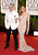 Singer-actress Jennifer Lopez (R) and Casper Smart arrive at the 70th Annual Golden Globe Awards held at The Beverly Hilton Hotel on January 13, 2013 in Beverly Hills, California.  (Photo by Jason Merritt/Getty Images)