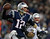 New England Patriots quarterback Tom Brady is pressured by Baltimore Ravens defensive end Haloti Ngata (92) during the first half of the NFL football AFC Championship football game in Foxborough, Mass., Sunday, Jan. 20, 2013. (AP Photo/Steven Senne)