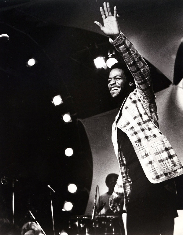 Description of . NYRE 1973 Al Green