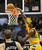 Denver forward Kenneth Faried (35) slammed the ball through the hoop in the first half. The Denver Nuggets hosted the San Antonio Spurs at the Pepsi Center Tuesday night, December 18, 2012. Karl Gehring/The Denver Post