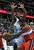 DENVER, CO - JANUARY 18: Denver forward Kenneth Faried (35) tried to block a shot by Washington forward Trevor Booker (35) in the second half. The Washington Wizards defeated the Denver Nuggets 112-108 at the Pepsi Center Friday night, January 18, 2013. Karl Gehring/The Denver Post