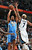 Denver Nuggets forward Andre Miller (24) shoots as Memphis Grizzlies guard Jerryd Bayless (7) defends during the second half of NBA basketball action in Memphis, Tennessee December 29, 2012. REUTERS/Nikki Boertman