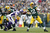 Aaron Rodgers #12 of the Green Bay Packers throws a pass against the Minnesota Vikings at Lambeau Field on December 2, 2012 in Green Bay, Wisconsin.  The Packers defeated the Vikings 23-14.  (Photo by Wesley Hitt/Getty Images)
