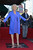 Actress   Helen Mirren, watched on by husband director Taylor Hackford, was Honored On The Hollywood Walk Of Fame with her own star on January 3, 2013 in Hollywood, California.  (Photo by Frazer Harrison/Getty Images)