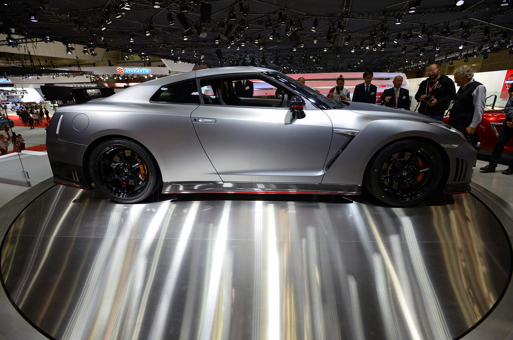 Description of . Nissan Motor Co. 'GT-R Nismo' is displayed at the 43rd Tokyo Motor Show 2013 in Tokyo, Japan, 20 November 2013. The event will be open to the public from 22 November to 01 December 2013.  EPA/FRANCK ROBICHON
