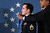 U.S. President Barack Obama (R) presents the Medal of Honor for conspicuous gallantry to Clinton Romesha, a former active duty Army Staff Sergeant, at the White House February 11, 2013 in Washington, DC.  (Photo by Alex Wong/Getty Images)