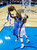 Denver Nuggets guard Andre Miller (24) shoots in front of Oklahoma City Thunder guard Russell Westbrook (0) in the first quarter of an NBA basketball game in Oklahoma City, Tuesday, March 19, 2013. Denver won 114-104. (AP Photo/Sue Ogrocki)