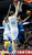 Denver Nuggets forward Kenneth Faried, left, and center Kosta Koufos, center, defend the rim against Minnesota Timberwolves forward Derrick Williams, right, in the first quarter of an NBA basketball game on Saturday, March 9, 2013, in Denver. (AP Photo/Chris Schneider)